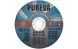 Диск отрезной по стали PUREVA 125*1,0*22мм 403303