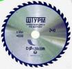 Диск пильный ШТУРМШТАЙН RJ 160.24.16