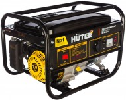 Генератор бензиновый HUTER DY 4000 L 64/1/21