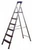 Стремянка металлическая KROSPER  KRM 609  9 ступ.,200см,11,1кг
