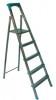 Стремянка металлическая KROSPER  KRM 405  5 ступ.,110см,6,5кг