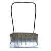 Движок для уборки снега алюминиевый, формованный толщ. 1,5 мм, 750*430 мм ДАФ АВ+