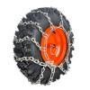 Цепи на колеса снегоуборщика PATRIOT CS 14, 14', комплект 2 шт. 426002015