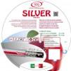 Шланг G. F. Silver 1/2'*25м армированный, 3-х слойный, серебристый