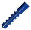 Дюбель распорный FIT 8*50мм, тип К, с шипами, синий 10шт. 23845-2