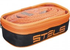 Трос буксировочный STELS 2 крюка, З,5 Т, сумка на молнии 54379