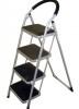 Стремянка металлическая МИ Comfort 4 ступ., широкая ступень 24см