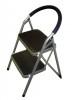 Стремянка металлическая МИ Comfort 2 ступ., широкая ступень 24см