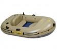 Лодка INTEX Экскурсия 241*145*42см, 182 кг 2 чел.,весла,насос руч. 68318 (17-З)