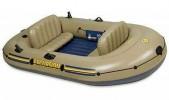 Лодка INTEX Экскурсия 262*157*42см  255кг 3 чел.,весла,насос руч. 68319 (17-З)