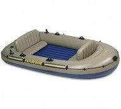 Лодка INTEX Экскурсия 315*165*43см, 330кг 4 чел.,аллюмин. весла,руч.насос 68324