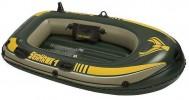 Лодка INTEX Морской сокол 100 сет. 193*108*38см, 115кг 68345