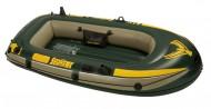 Лодка INTEX Морской сокол 200 сет. 236*114*41см, 200кг весла,насос руч. 68347