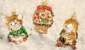 Набор Куколки с корзинкой 6333