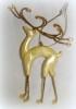 Олень золото YG0100