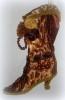 Сапожок 18см, терракотовый Y2T011