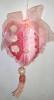 Сердце 9см, розовый Y2P002