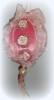 Шар Д=9см, розовый Y2P001