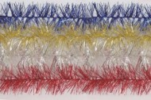 Мишура Стандарт А0017Н красный 1,5м