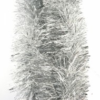 Мишура Праздничная М1011 серебро 2м(20)