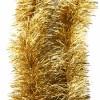 Мишура Праздничная М1012 золото 70*2м(20)
