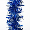 Мишура Морозко М0802 синий+серебро 15