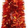 Мишура Морозко-2 М0834 красный+золото (d-95) 15