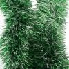 Мишура Принцесса М0504 зеленый серебро