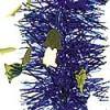 Мишура Зимняя мелодия М0601 синий+серебро 2м
