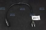 Провод сетевой для дюралайта WN LED 10,5 мм, 2-жилы, до 100 м  888.1.10,5.2