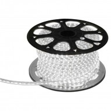 Лента светодиодная LED катушка 50 м, белый, шнур питания GLS-2835-120-9,6-220-IP67-6  5045