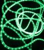 Дюралайт бухта RL 100 м, 13 мм, 220 B, 2-х проводной, зеленый RL-DL-2WH-100-240-G