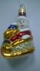 Снеговик на санках в упаковке ИФТ-285