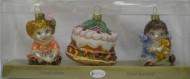 Набор Куколки с тортиком 6331