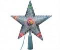 Макушка Звезда ZD LED 10л., 16см, 2-х цветные LS-3