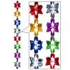 Подвеска-растяжка Разноцветные звезды НС-В026