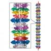 Подвеска-растяжка Цветные листья НС-В052