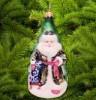 Дед Мороз большой с елкой ГФ-210