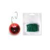 Крючки для елочных игрушек (бол.-50шт,сред-100шт) 081849