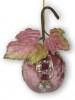 Фрукты розовые 16см 103000