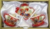Набор Чайная церемония (цветная эмаль) 63144