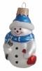 Снеговик с метлой 8см, б/упак. Ф-407