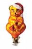 Медвежонок на прищепке б/упак. ПФ-306