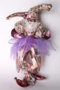Кукла Клоун 31см, 4 цв., мягкий  Е 92295