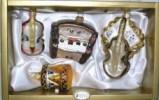 Музыкальные инструменты 10см*3шт. 075608