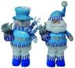 Кукла Снеговик 25см мягкий Е 92071