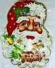 Панно Дед Мороз 50*40см Е 92282