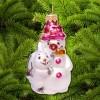 Снеговик с зайцем в упаковке ГФ-173