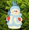 Упаковка Снеговик ПВХ УВ-03
