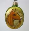 Фигура Медальон Лошадь М-200